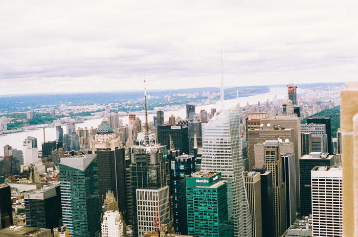 new york from empire state building 6