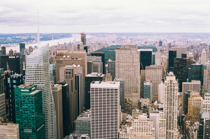 new york from empire state building 10