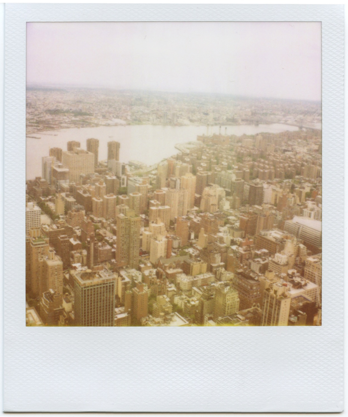 new york from empire state building 12