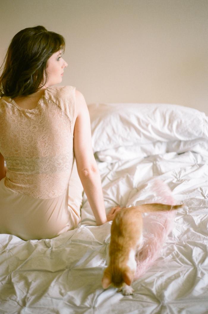 las vegas vintage boudoir photography 9