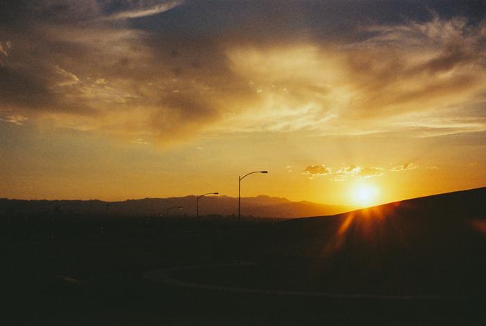 las vegas sunset gaby j 11