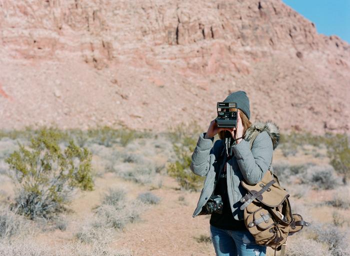 red rock state park desert life film 16