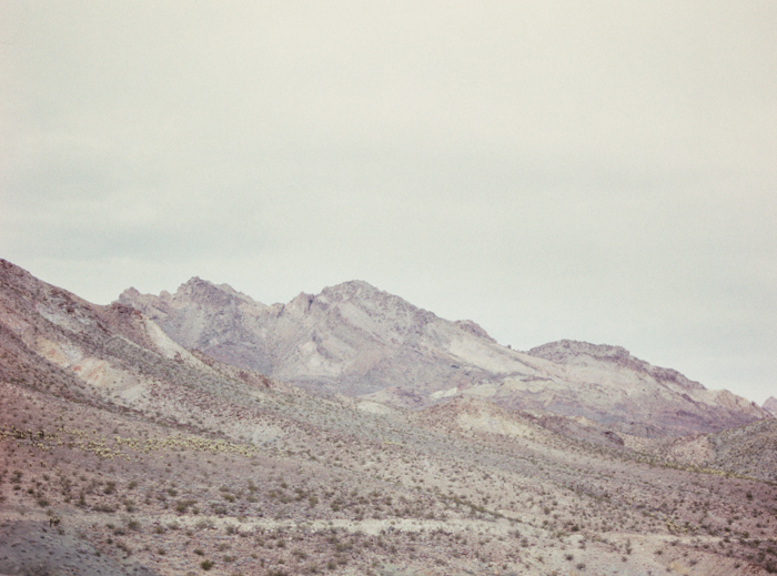 nevada desert expired slide film 9