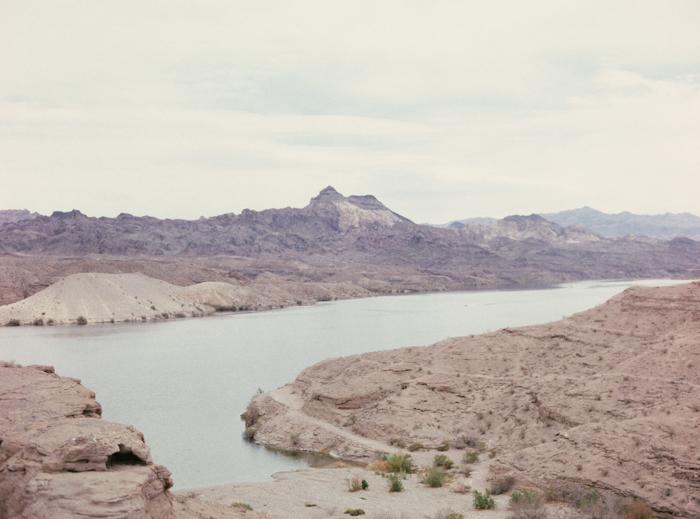 nevada desert expired slide film 11