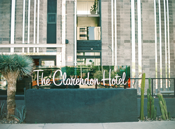 the clarendon hotel phoenix arizona