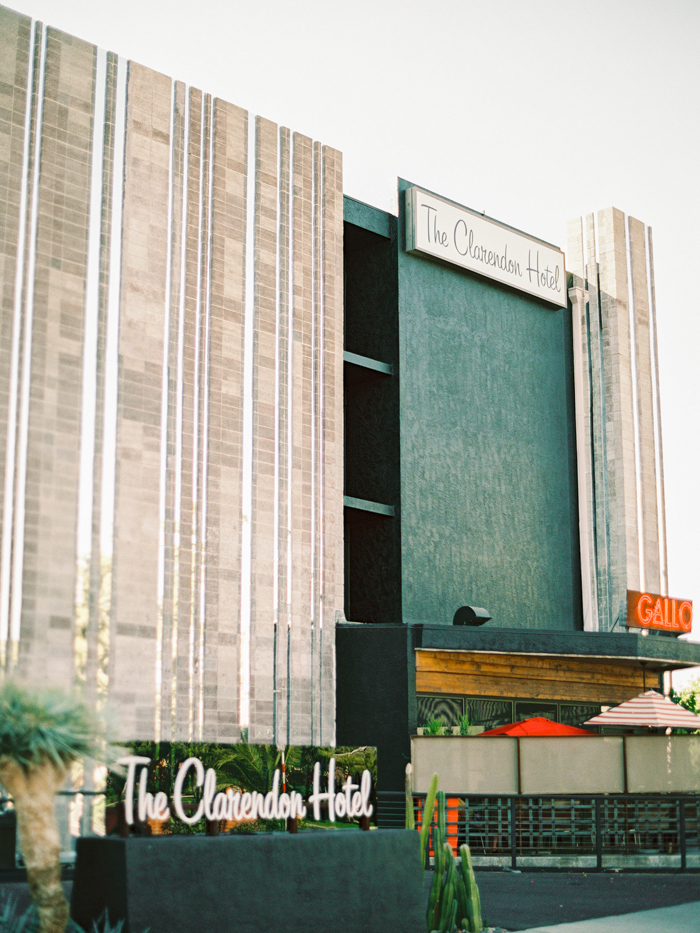 the clarendon hotel phoenix arizona
