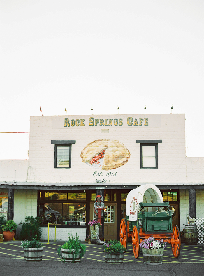 rock springs cafe in arizona best pie