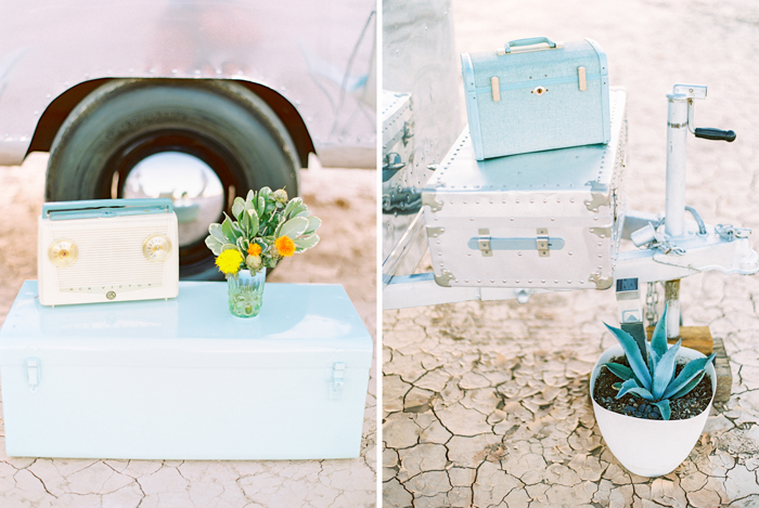 vintage las vegas pop up wedding chapel trailer ideas
