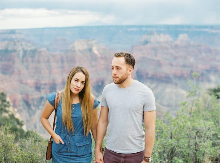 grand canyon north rim on film 4