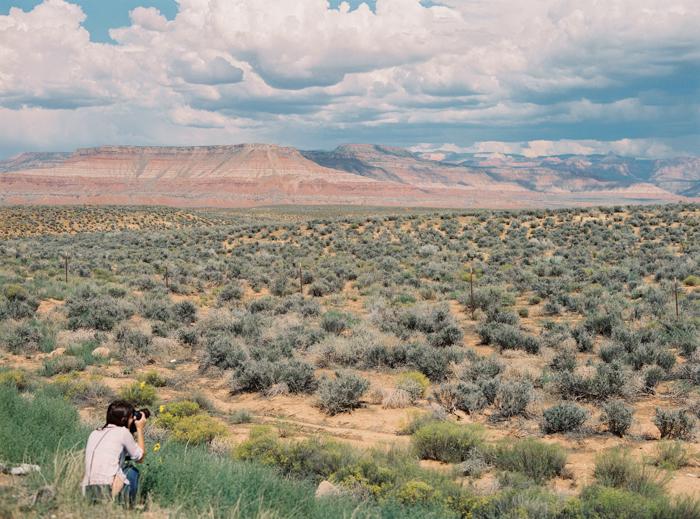 grand canyon north rim on film 13