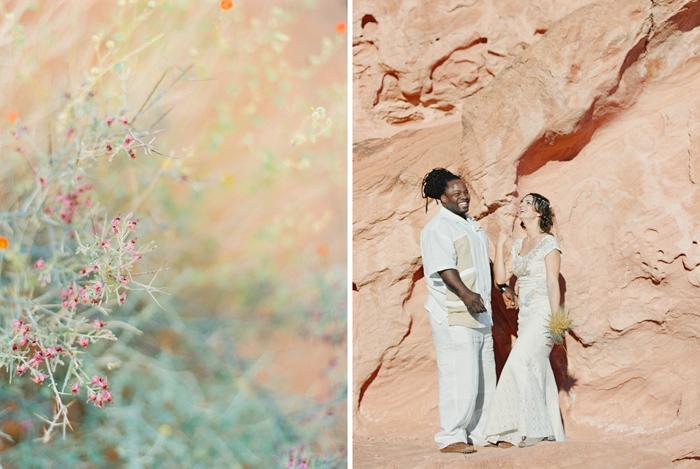 valley of fire boho desert wedding 8