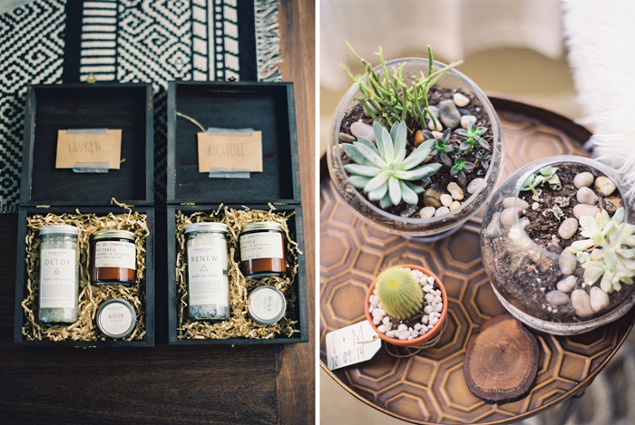 las vegas wedding with boho details photo 13