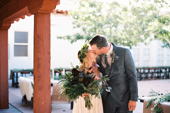 las vegas wedding with boho details photo 58