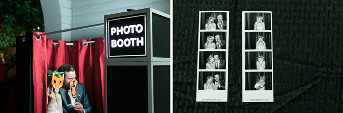 las vegas wedding smash booth photo booth