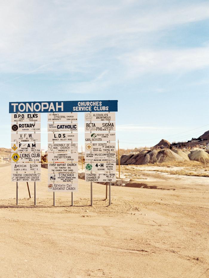 tonopah nevada desert on film 2
