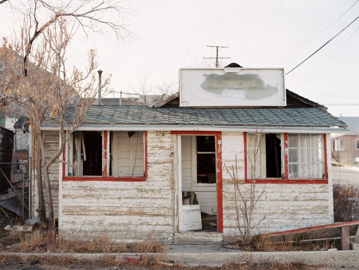 abandon house tonopah nv