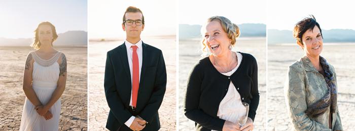 intimate indie desert vegas wedding photo 29