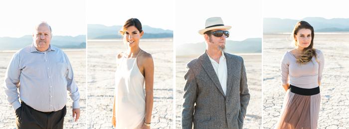 intimate indie desert vegas wedding photo 39