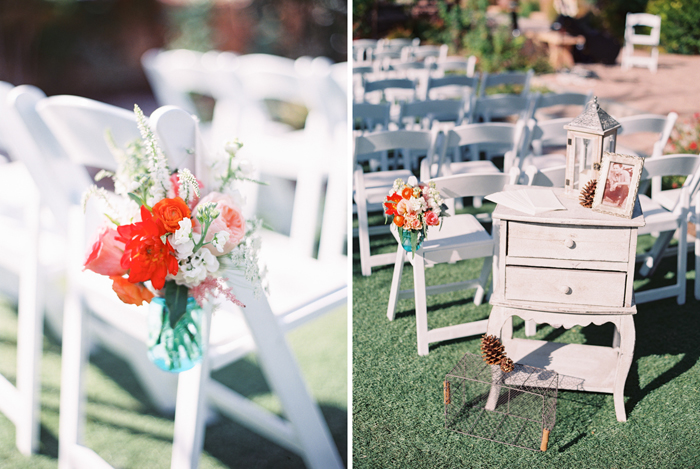 romantic desert arboretum vegas wedding photo 10