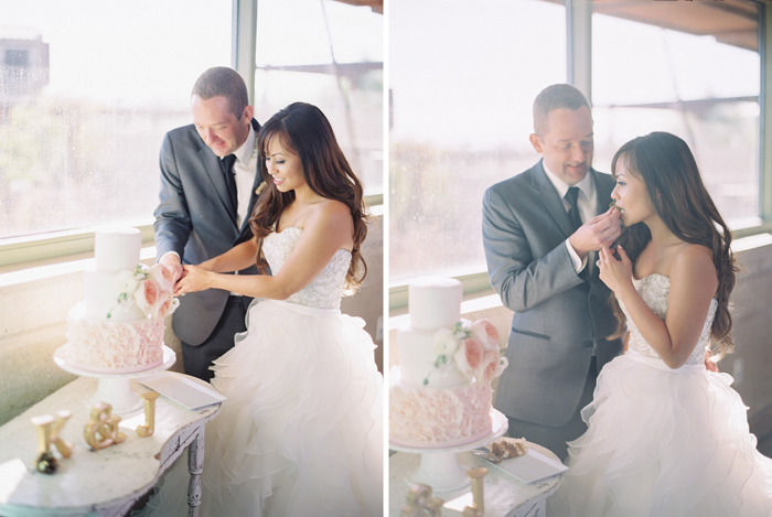 romantic desert arboretum vegas wedding photo 42
