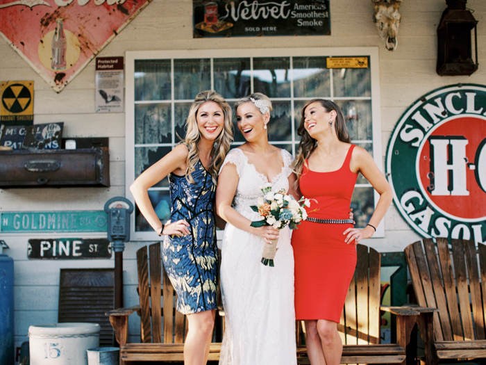 nelson ghost town rustic destination vegas wedding 19