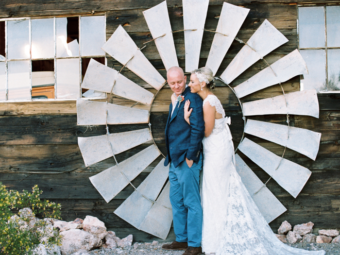 nelson ghost town rustic destination vegas wedding 33