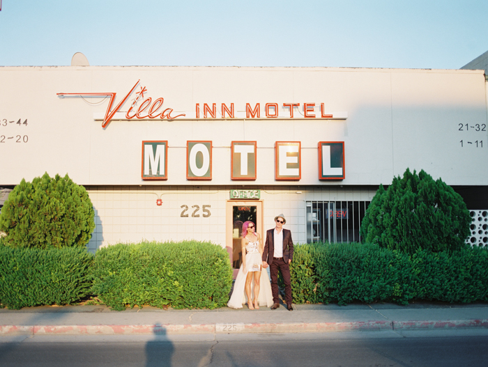 villa inn motel photo | downtown las vegas | gaby j photography