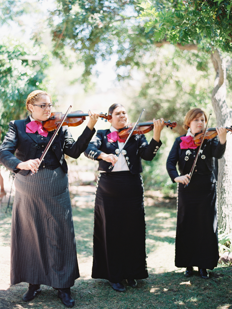 rancho guajome adobe wedding | san diego fine art wedding photographer | mariachi band