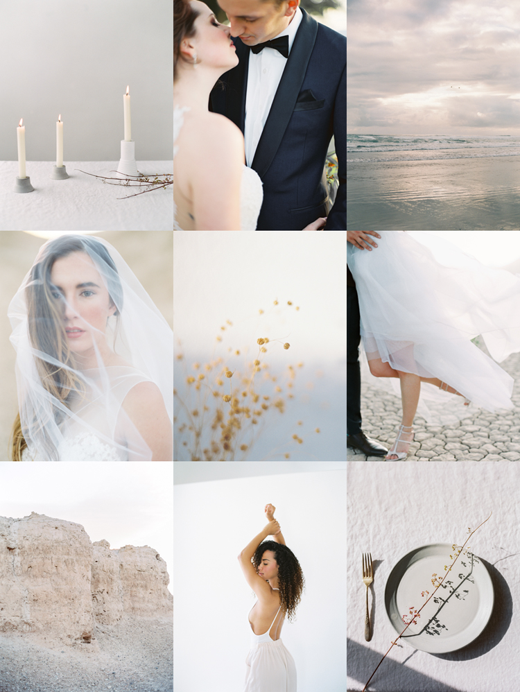 natural and luminous wedding inspiration by gaby j photography