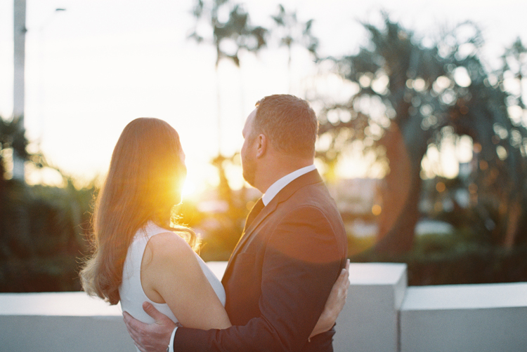 romantic elopement in las vegas