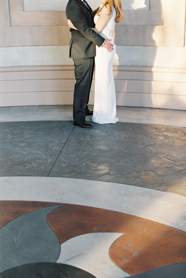 las vegas sunrise elopement photographer