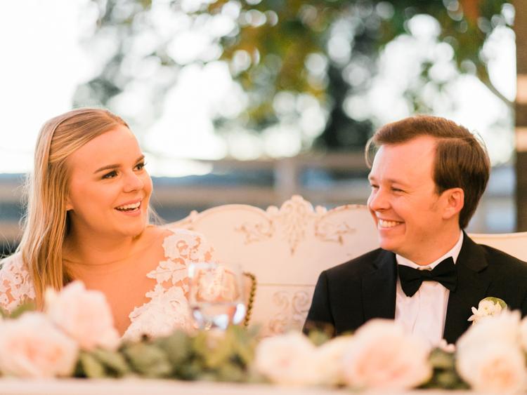 intimate outdoor wedding reception las vegas