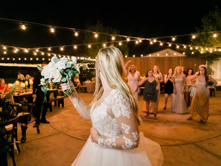 why ranch wedding