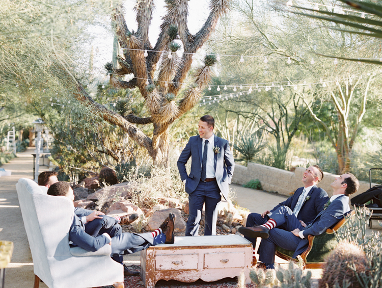 springs preserve cactus alley wedding