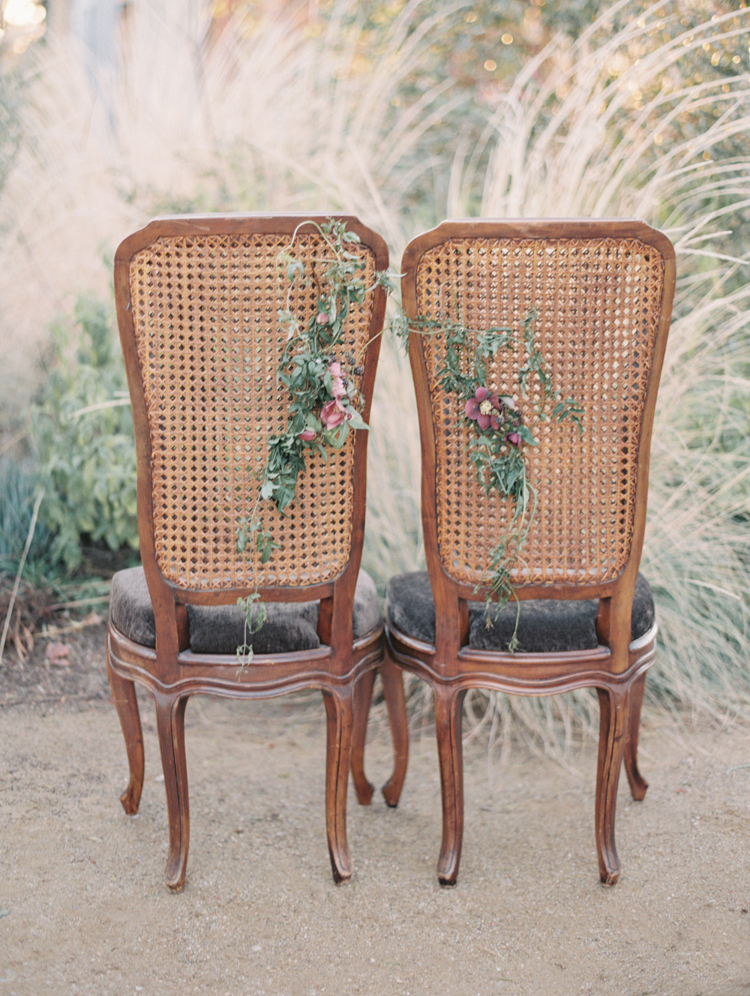 graceful romantic intimate tuscan inspired wedding details