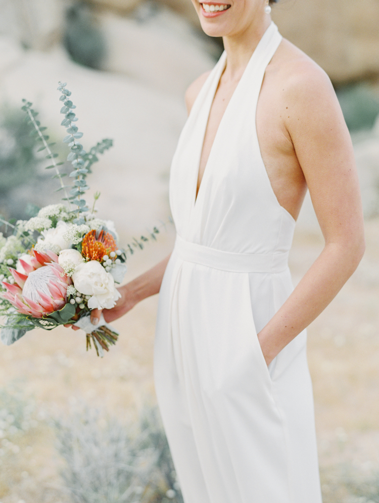 mara jumpsuit bhldn wedding elopement