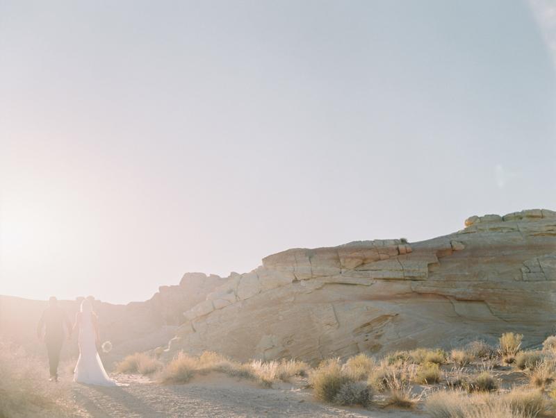 las vegas desert wedding ceremony locations