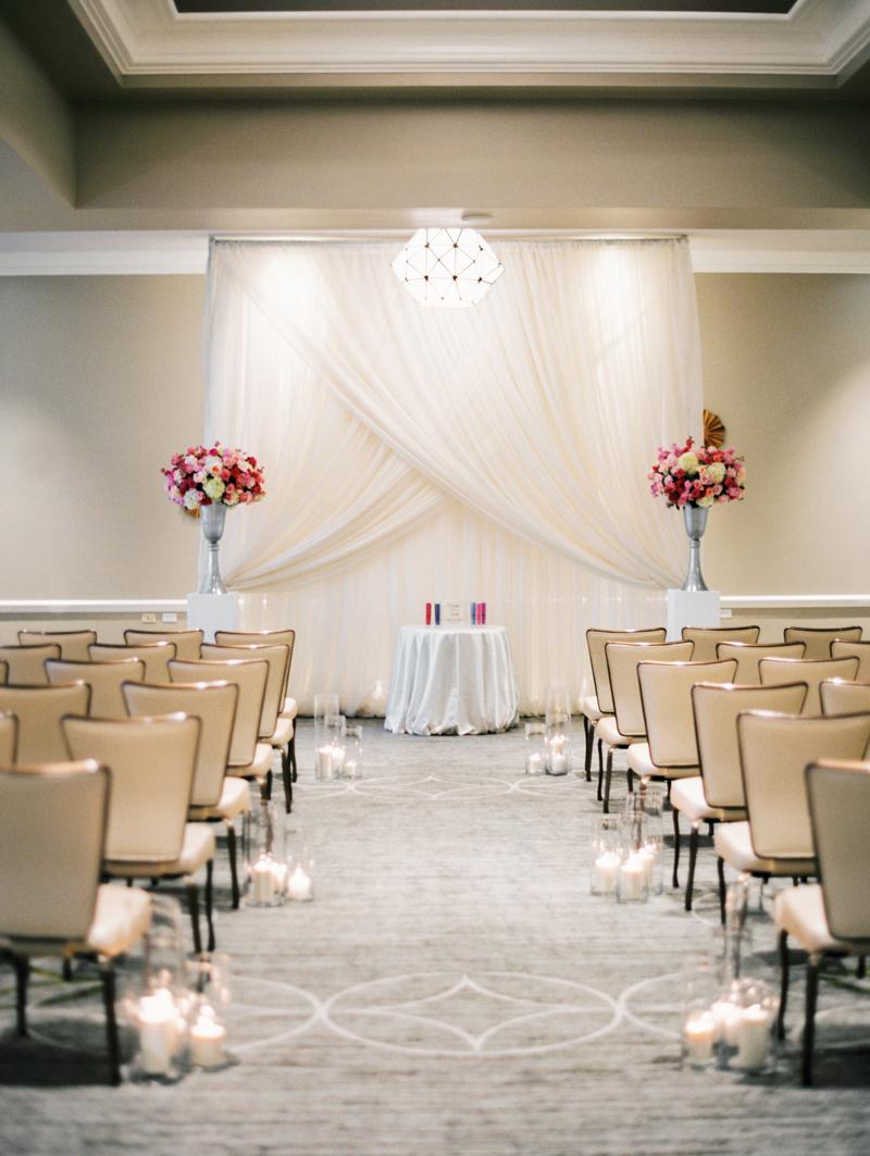 four seasons palm room wedding