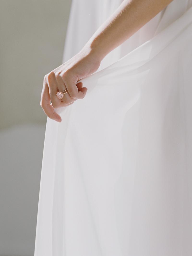 minimal bridal jewlery
