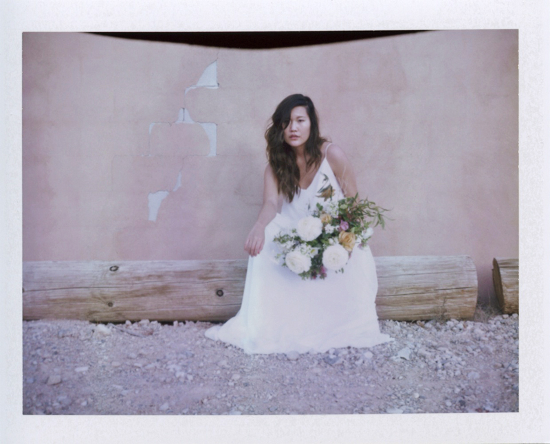 polaroid wedding photographer fp-100c