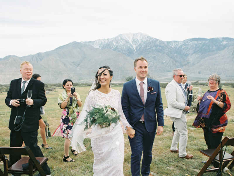 palm springs wedding | gaby j photography