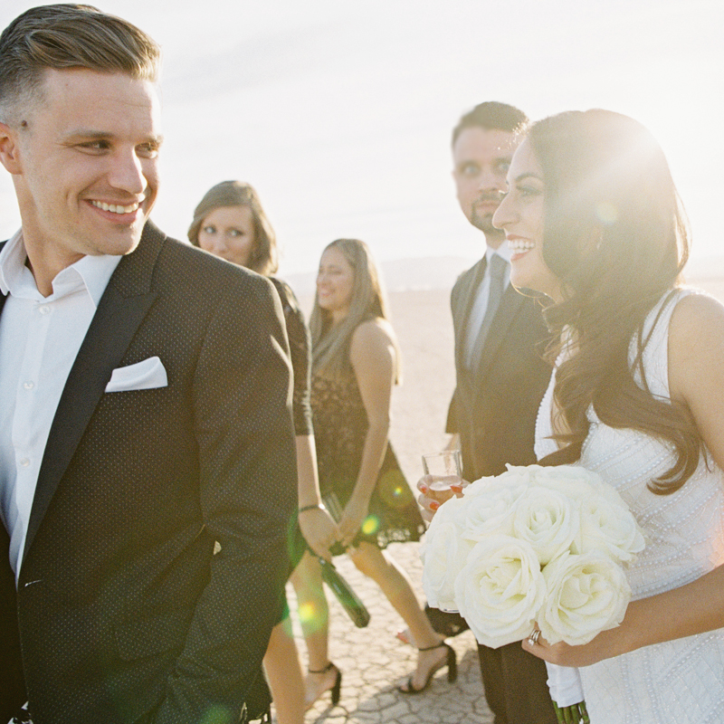 las vegas desert weddings
