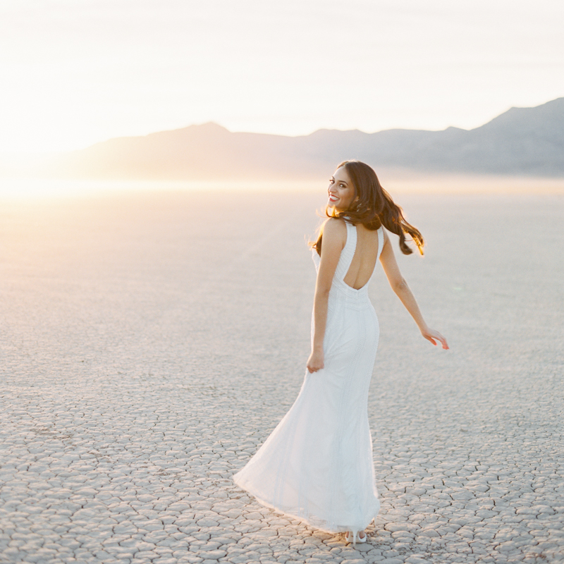 las vegas desert wedding photography