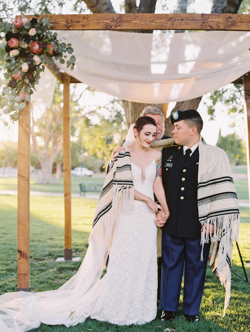 jewish wedding ceremony las vegas