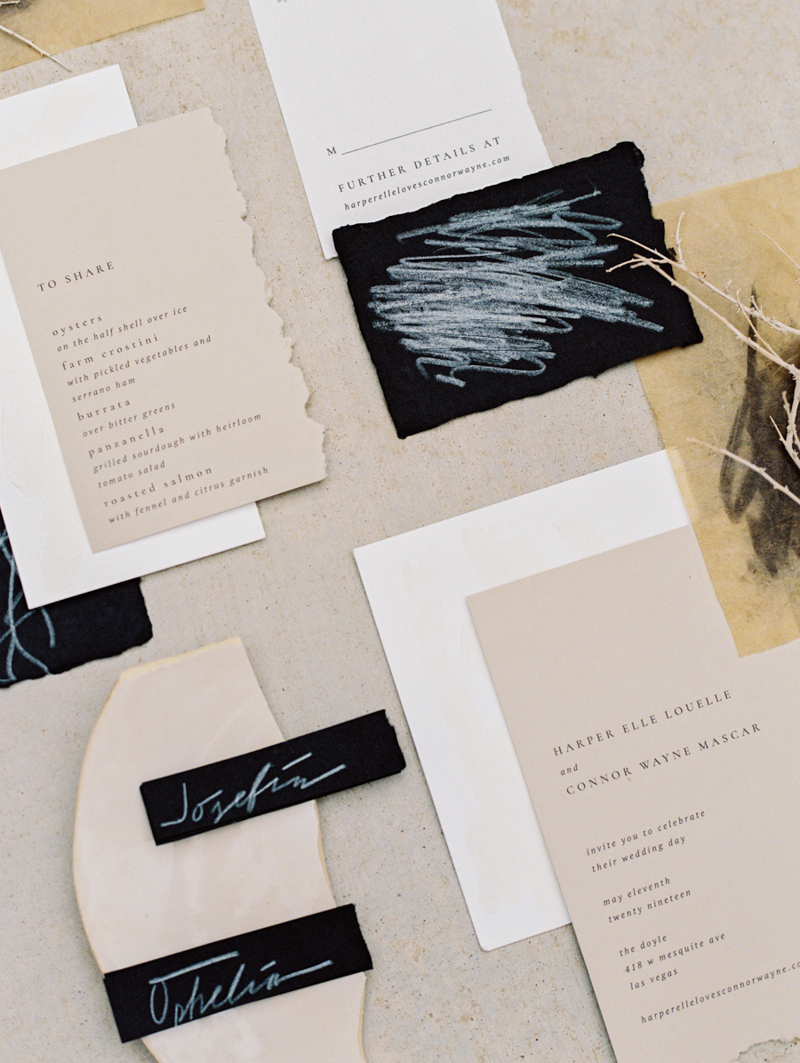 brylo wed modern wedding invitations