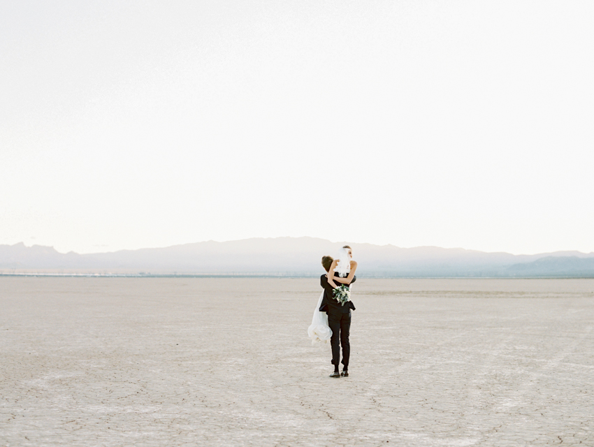 desert wedding locations