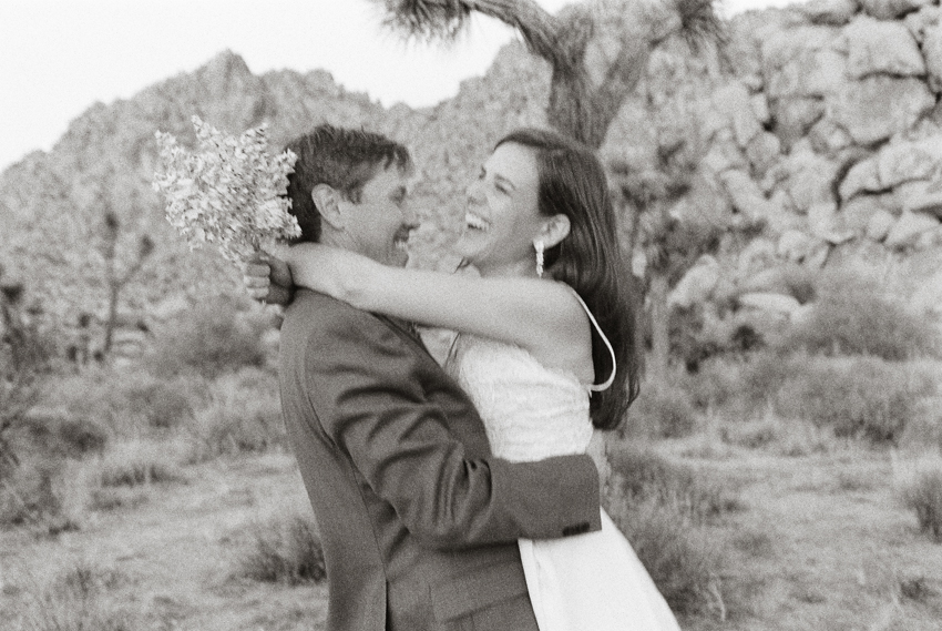 joshua tree national park wedding
