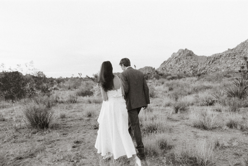 joshua tree national park wedding photographers