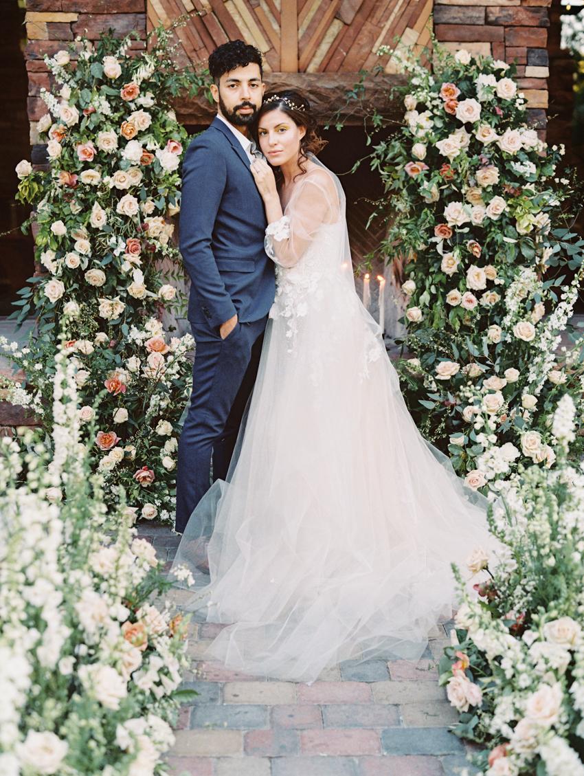 red rock country club wedding | las vegas wedding photographers