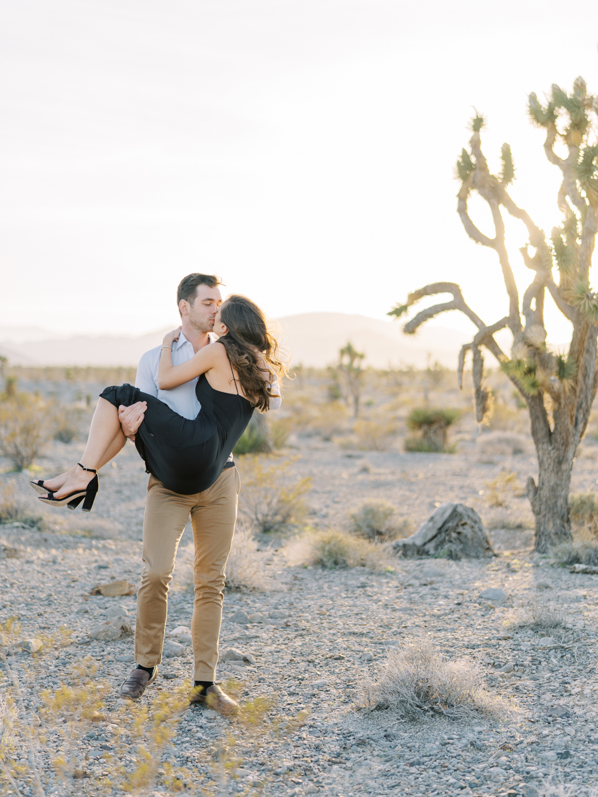 las vegas desert engagement locations